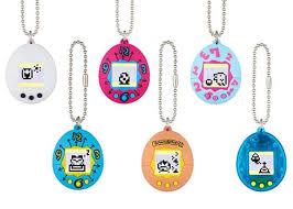 Tamagotchi Mini Growth Chart Tamagotchi Return For 20th Anniversary Geeky Gadgets