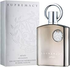 <b>Afnan Supremacy</b> Silver By Eau De Parfum Spray 3.4 Oz: Amazon ...