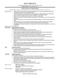 Office Manager Resume Samples Gallery Of Front Office Manager Resume ...
