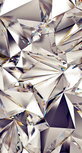 Mirror Design Wallpaper Mirror Reflection Diamonds Diamond Wallpaper Iphone