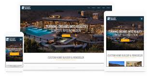 Custom Scottsdale Web Design Wireframe Architecture Photo Gallery Website Site Audits
