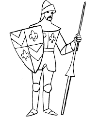 Small Picture Coloring Pages Of Knights 44 Free Printable Coloring Pages