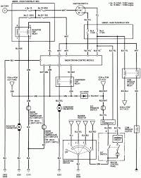wiring diagram for honda accord the wiring diagram 1996 honda accord 2 2l the diagram is wire colors