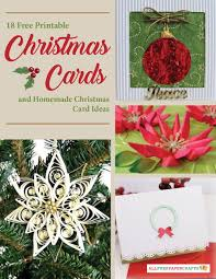 free christmas cards to make 18 free printable christmas cards and homemade christmas card ideas