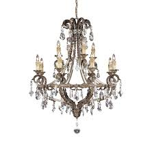 marcello 12 light chandelier savoy house