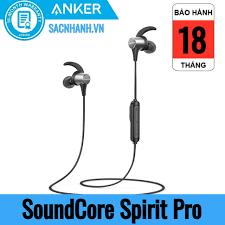 Tai Nghe Bluetooth Anker Soundcore Spirit Pro