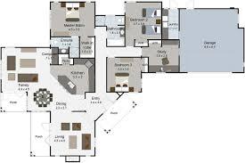 cromwell 4 bedroom house plan landmark builders nz