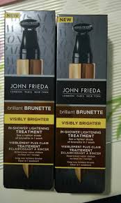 john frieda in shower lightening treatment health beauty hair care on carou