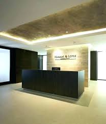 cool office reception areas. Reception Area Desk Office Ideas Funky Best On . Cool Areas