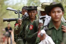 Image result for burmese soldiers