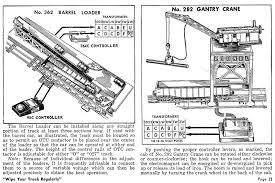 lionel barrel loader 362 track setup rse o gauge railroading on Lionel Train Wiring Diagrams Switch Lionel Ucs Wiring Diagram #31