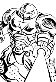 Hulkbuster Coloring Pages Printable List Of Hulk Colouring Ins Pict