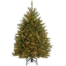dunhill fir artificial tree with 450 clear lights