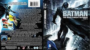 Batman The Dark Knight Returns Part 1 blu ray cover 2012 R1