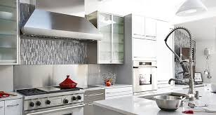 white kitchen backsplash ideas. Beautiful Backsplash Stainless Steel Kitchen Backsplash Geometric Tile To White Kitchen Backsplash Ideas O