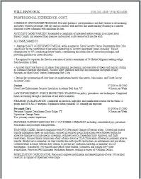 Resume For Usajobs Federal Resume Examples Free Template How To Custom Usa Jobs Resume Tips