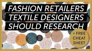 Top Textile Designers Top 5 Fashion Brands Textile Designers Should Research