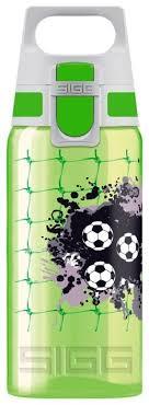 Купить <b>Бутылочка детская</b> Sigg Viva One <b>Football</b> (0,5 литра ...
