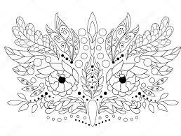 25 Bladeren Kleurplaten Mandala Makkelijk Mandala Kleurplaat Voor
