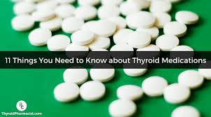 11 Things To Know About Thyroid Meds Dr Izabella Wentz