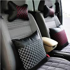 High grade Car Lumbar support car seat back pillow Car cushion