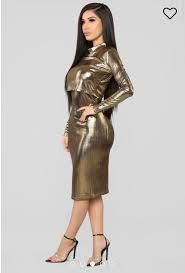 Crop Top <b>Dress</b>, <b>Hot Dress</b>, Metal <b>Fashion</b>, <b>Gold Fashion</b>, Metallic ...