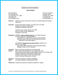 What Should A Resume Include Perfect Resume