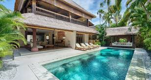 3 Bedroom Villa In Seminyak Interesting Design Inspiration