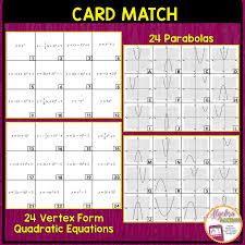 inspiration algebra ii quadratic equations matching activity answers on algebra ii quadratic equations matching activity