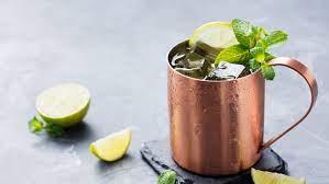 gin gin mule recipe epicurious