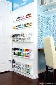 diy storage shelves create the perfect paint storage from ss or wood the paint storage