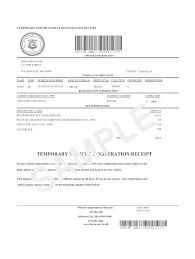 Fake Car Title Templates Missouri Car Registration Fill Online Printable Fillable