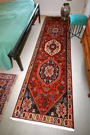 using runner rugs in bed room