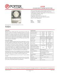 analog duct smoke detector fire alarm system design pdf at Potter Fire Alarm Wiring Diagram