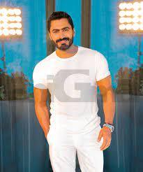 Tamer Hosny - eniGma Magazine
