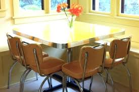 Vintage table and chairs Dinette Retro Dining Table And Chair Vintage Yellow Retro Kitchen Table Chairs Vintage Dining Table And Chairs Teachmeptcom Retro Dining Table And Chair Newlovewellnesscom