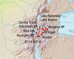 Höhepunkte von Ruanda - moja TRAVEL