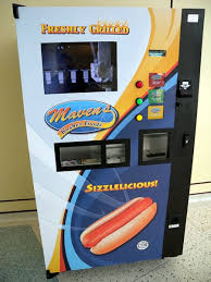 Hot Vending Machine New Slice Of Life Oooh Kosher Hot Dog Vending Machine The