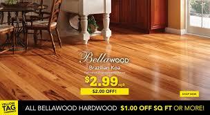 all bellawood hardwood 1 off sqft or more