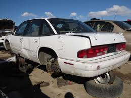 Junkyard Find: 1996 Buick Regal Olympic Edition - The Truth About Cars