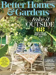 better homes and garden magazine. Better Homes And Garden Magazine