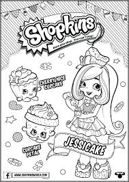 Free Printable Shopkins Coloring Pages Coloring Pages Popcorn Fresh
