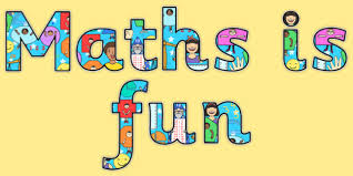 Math Is Fun Multiplication Chart Maths Is Fun Display Lettering