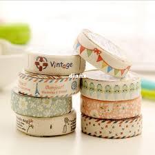 Best Masking Tape For Decorating DIY Kawaii Fabric Cloth Masking Tape Sweet Vintage Eiffel Tower 42