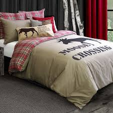 Kids Bedroom Bedding Kids Cabin Theme Bedrooms Rustic Decor
