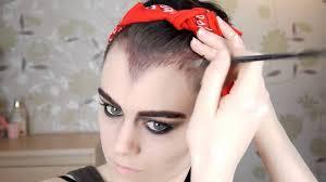 werewolf makeup tutorial simple makeup
