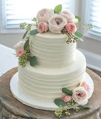 Fresh Flower Wedding Cake Ideas Best With Flowers On Pretty Birthday
