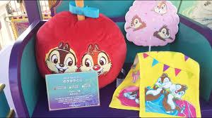 Twtv ディズニー夏祭り屋台ガラガラくじプラザテラスブース20177