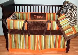 orange baby bedding crib sets orange baby bedding image of top orange crib bedding orange baby orange baby bedding