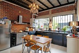 40 Trendy And Timeless Kitchens With Beautiful Brick Walls Inspiration Timeless Kitchen Design Ideas